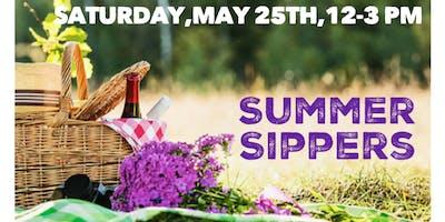 Saturday Samplings:Summer Sippers