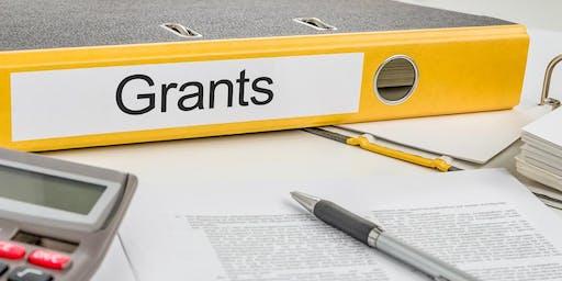 Grant Writing for Nonprofit Volunteers