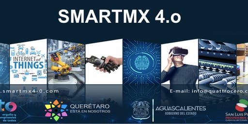 THE SUMMIT FOR LEADERS IN INDUSTRY 4.0 - DIGITAL TRANSFORMATION: SMARTMX 4.0