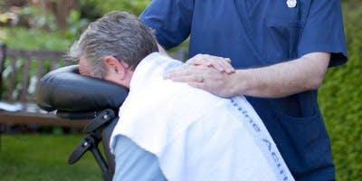 ADAPTING CHAIR MASSAGE for hospice and cancer care (2020)