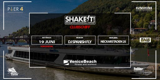 Shake IT - CLUBSCHIFF 2019