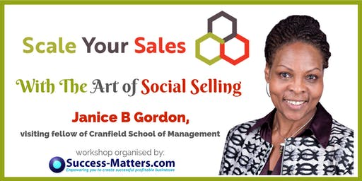 The Art of Social Selling- Masterclass for Business Owners