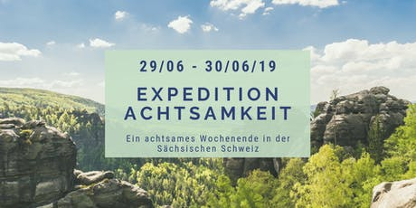 Expedition Achtsamkeit Tickets