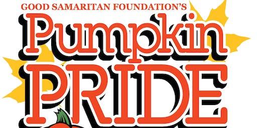 Good Samaritan Foundation's Pumpkin P.R.I.D.E.
