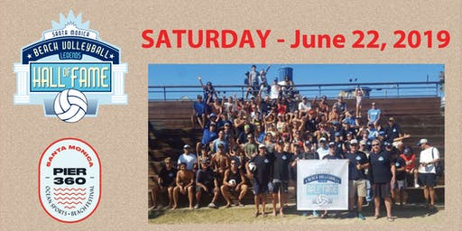 4th Annual Legends Beach Volleyball Tournament