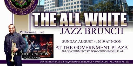 The All White Jazz Brunch