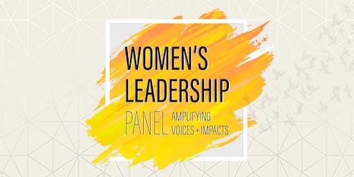 Women in Leadership Panel: THRIVE