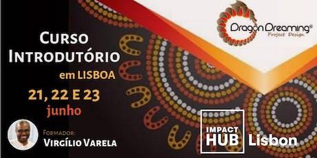 Criação Colaborativa de Projectos - Dragon Dreaming Introdutório Lisboa bilhetes
