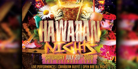 Hawaiian Nights The Ultimate Luau  tickets