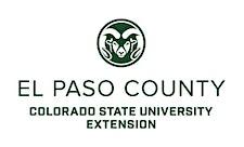 Colorado State University Extension: El Paso County logo