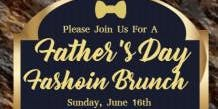 Father's Day Fashion Brunch