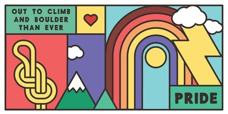 Out to Climb: Pride 2019 tickets