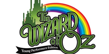 July 20th: Wizard of Oz Show Tickets tickets