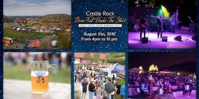 Castle Rock Brew Fest Under The Stars 2019