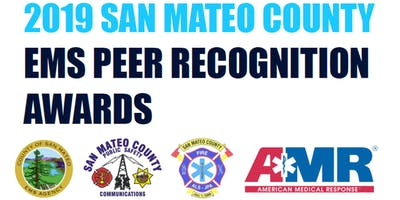 2019 San Mateo County EMS Peer Recognition Awards