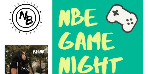 NBE Game Night Glow Party