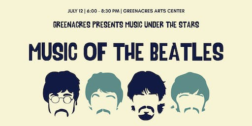 Music Under the Stars - Music of the Beatles