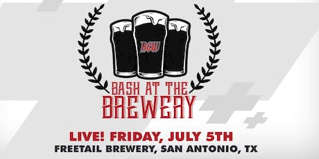 Bash at the Brewery tickets