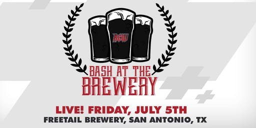 Bash at the Brewery
