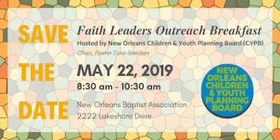 Faith Leaders Outreach Breakfast