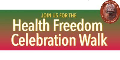 AAHP 15th Annual Health Freedom Celebration Walk