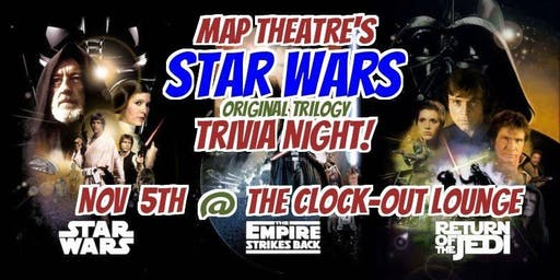 Star Wars  Trivia Night (Original Trilogy)