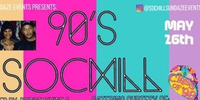 90's SOCHILL THROWBACK PARTY