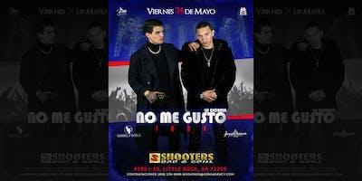 """Adriel Favela & Javier Rosas """"La Escuela No Me Gusto"""" Tour   Little Rock KS"""