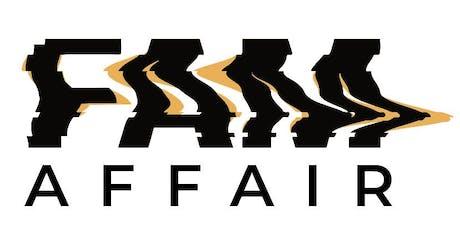 F.A.M. AFFAIR tickets
