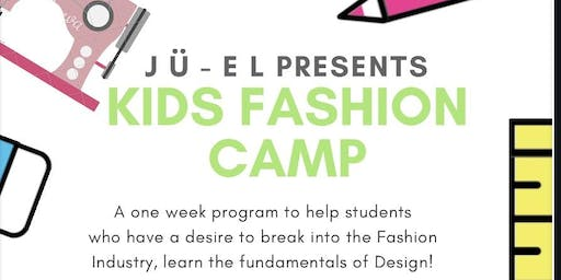 Kids Fashion Camp: Charlotte