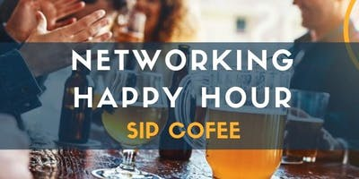 Sip and Chat Networking Happy Hour