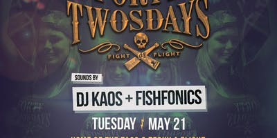 Forty-Twosdays with DJ Kaos and Fishfonics at El Chingon Free Guestlist - 5/21/2019