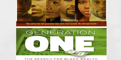 Generation One Film Screening and Panel Discussion- Irvington