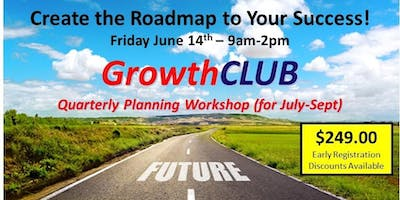 GrowthCLUB - 90 Day Action Plan