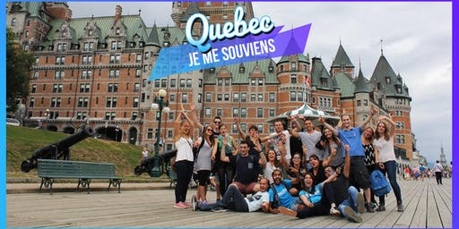Quebec City day trip - Je me souviens