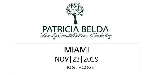 MIAMI FAMILY CONSTELLATIONS WORKSHOP