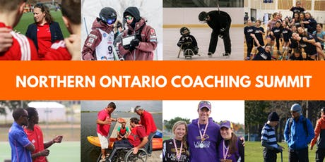 NORTHERN ONTARIO COACHING SUMMIT tickets