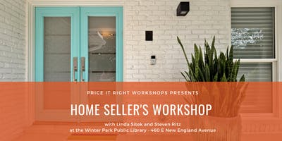 Home Seller Workshop with Linda Sitek & Steven Ritz