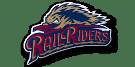 LCMS Family Night - Scranton/Wilkes-Barre RailRiders  tickets
