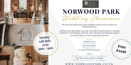 Norwood Park Wedding Showcase tickets