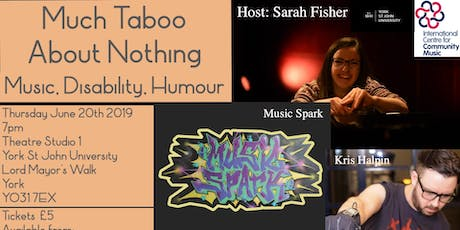 Much Taboo About Nothing tickets