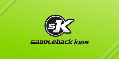 Saddleback Kids - The Main Event 2019 - Hong Kong tickets