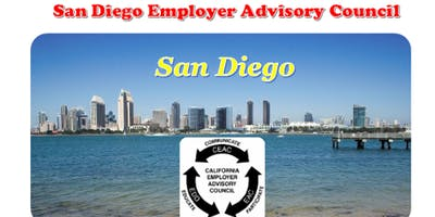 San Diego Employer Advisory Council AB 1825 Workshop 2019
