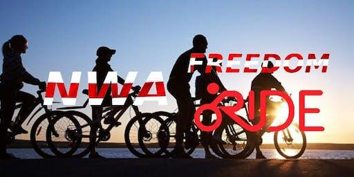 NWA FREEDOM RIDE - 12 MILE FAMILY/FUN SCAVENGER RIDE