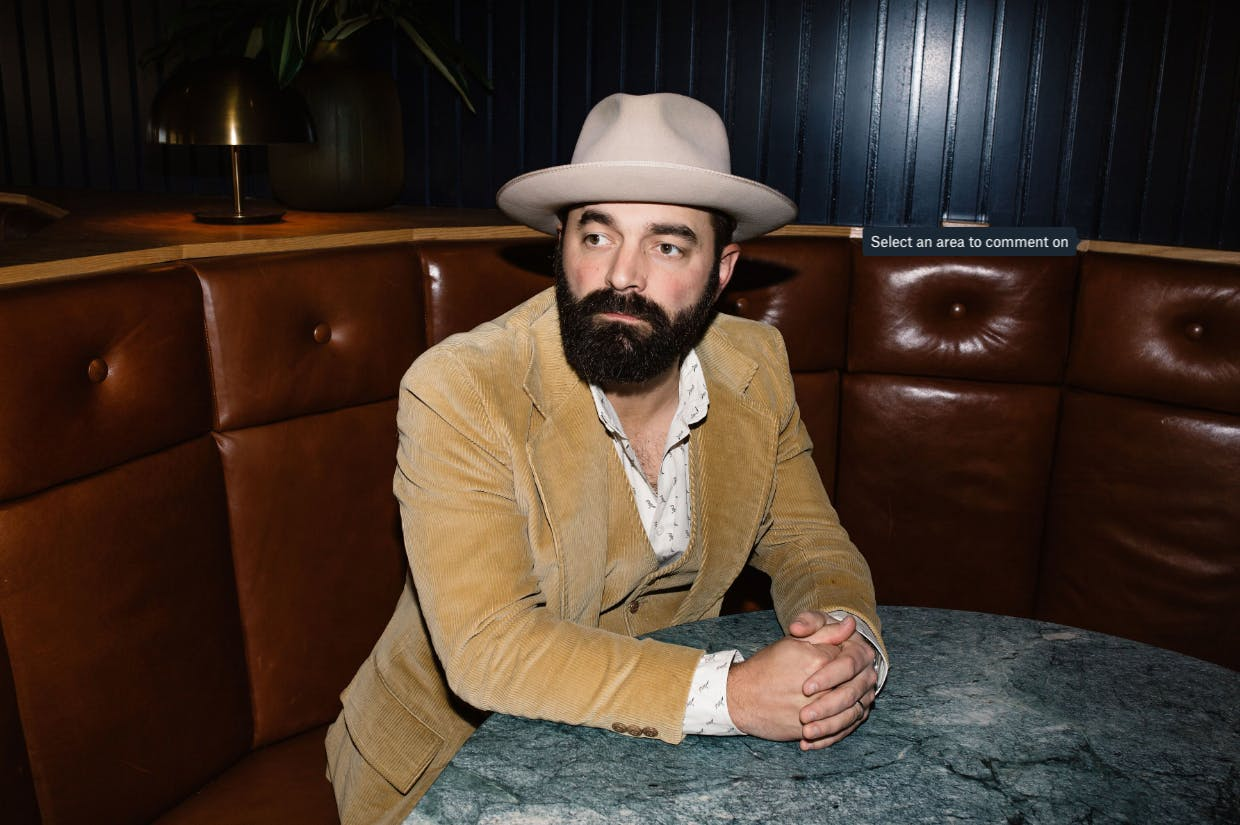 Drew Holcomb and The Neighbors with Dan Rodriguez