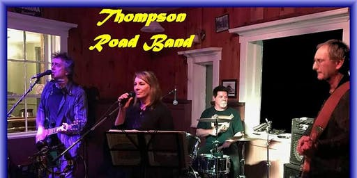 Thompson Road Band - Burlington's Concert Stage