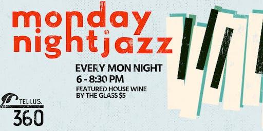 Monday Night Jazz w/ Andy Mowatt