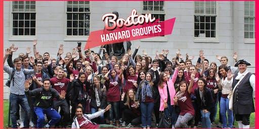 Harvard Groupies - Boston 1 Day Trip