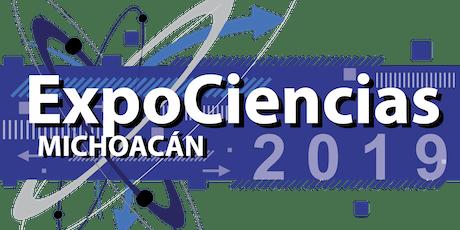 ExpoCiencias Michoacán 2019 entradas