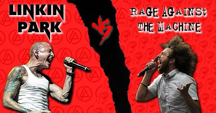 Linkin Park vs. Rage Against The Machine: Live Band Tribute